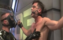 Gay BDSM video