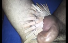 Clothespins for CBT